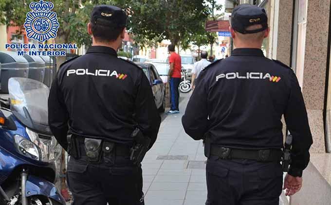 Detenido en Málaga a un hombre por fotografiar y grabar desnudas a menores de corta edad