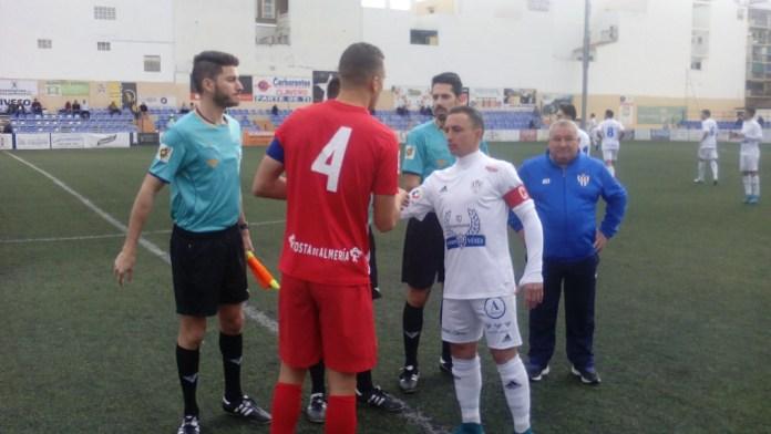 Empate a nada entre el Vélez y el Atarfe (0-0)