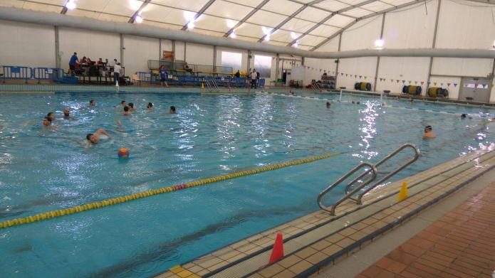 El Club Waterpolo Málaga protagoniza una  remontada que pudo ser histórica