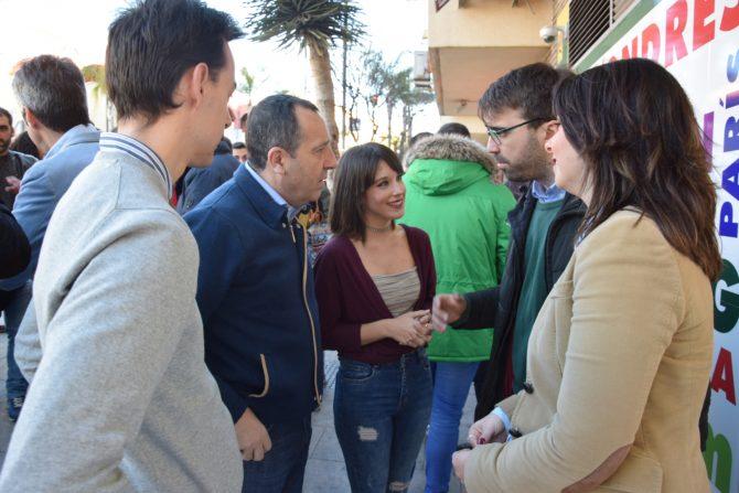 El PSOE reivindica que Susana Díaz está dando la cara por los jóvenes «ante una derecha que ha precarizado el empleo y recortado derechos»