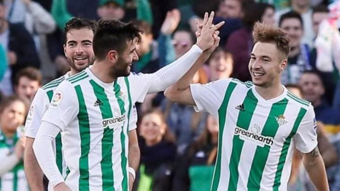 Loren, ex del Vélez, vuelve a marcar con el Betis