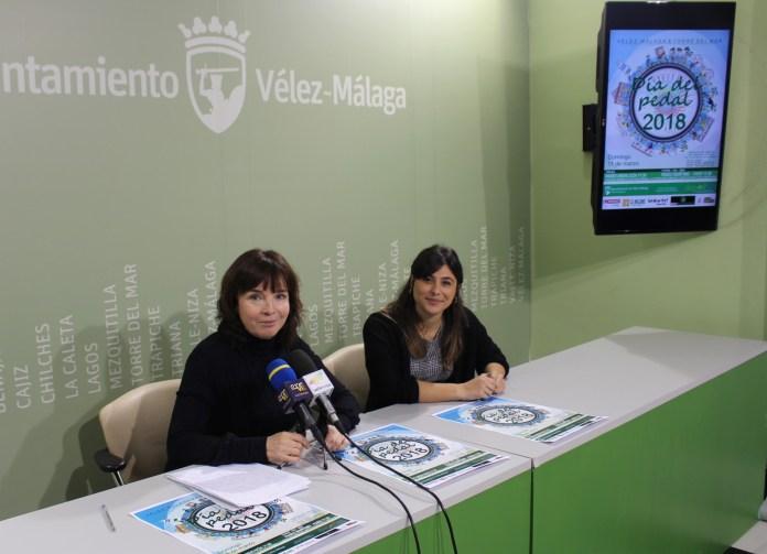 El área de Deportes de Vélez-Málaga presenta una nueva edición del Día del Pedal