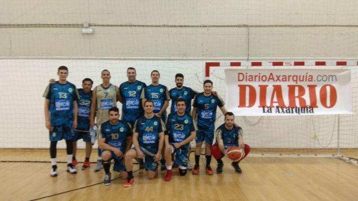 Unicaja, primer rival del CB Axarquía en la nueva fase de Liga Provincial