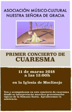 Semana Santa en Moclinejo y El Valdés