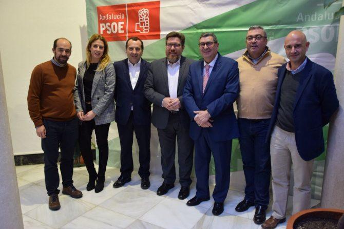 El PSOE piden al Gobierno de Rajoy que lidere una PAC fuerte
