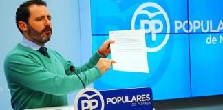 """Carmona critica que """"la política educativa de la Junta se ha convertido en una fábrica de hacer 'ninis FP', ya que nuestros jóvenes no pueden estudiar, ni trabajar, ni formarse para acceder a un empleo""""."""