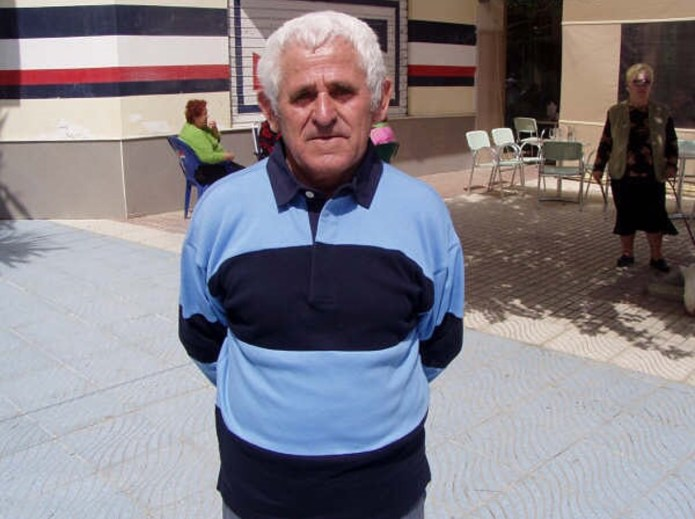 Fallece Salvador Camacho, un símbolo del fútbol en Torre del Mar