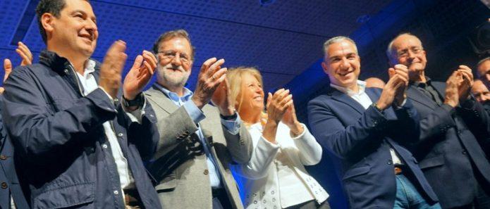 """Bendodo destaca que los alcaldes del PP son """"buenas personas al servicio de los vecinos"""""""