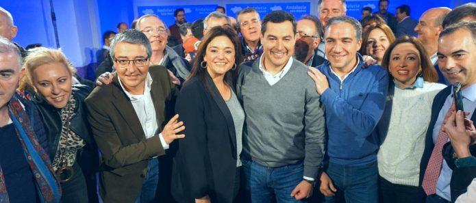 El PP presenta a los candidatos de los municipios de más de 20.000 habitantes de la provincia de Málaga