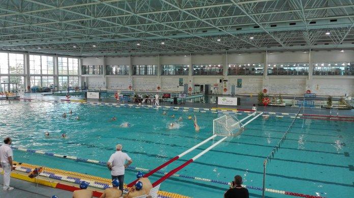 Victoria trabajada para el Club Deportivo Waterpolo Málaga ante el Club Natació Granollers