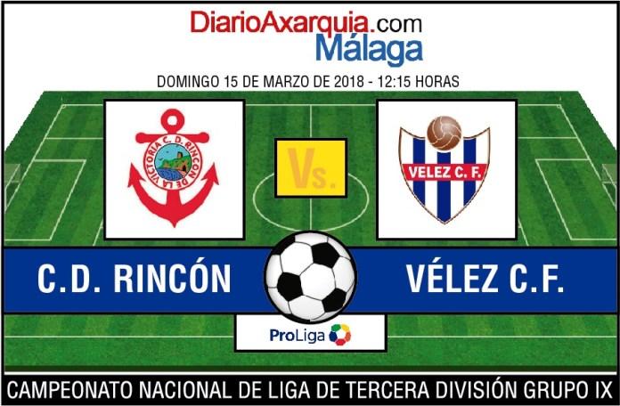 El derbi de Tercera llega descafeinado para Rincón y Vélez