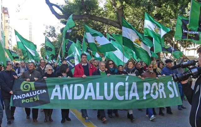 """AxSí: """"Peleamos para que Andalucía no vuelva a ser traicionada ni despreciada por el Gobierno y las Cortes en los Presupuestos del Estado"""""""