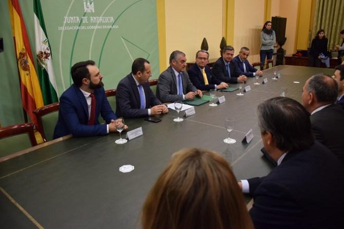 Málaga lidera la atracción de inversión exterior en Andalucía de la Agencia IDEA con el 42% de los proyectos captados