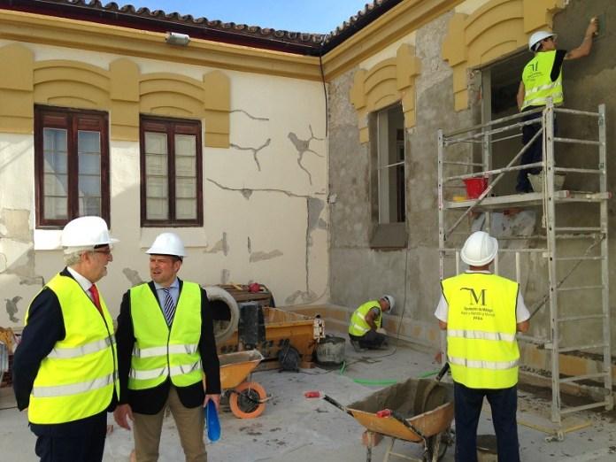 El PFEA destina un millón de euros a la mejora de las instalaciones de distintos centros de la Diputación