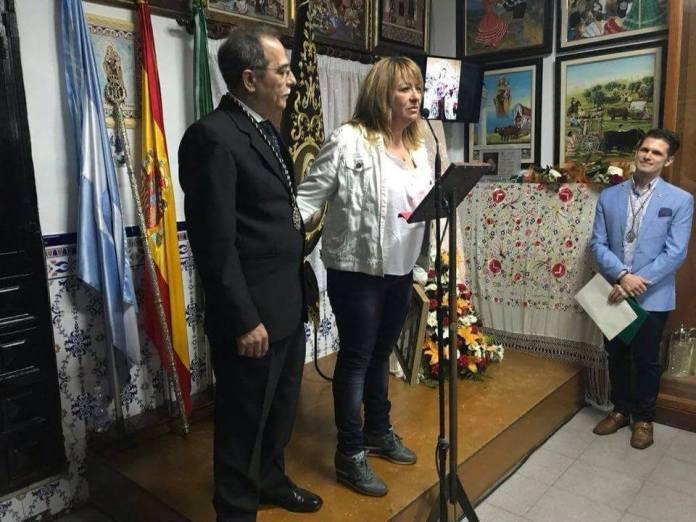 La artista malagueña Aurora Guirado pregonará la Romería de Torre del Mar