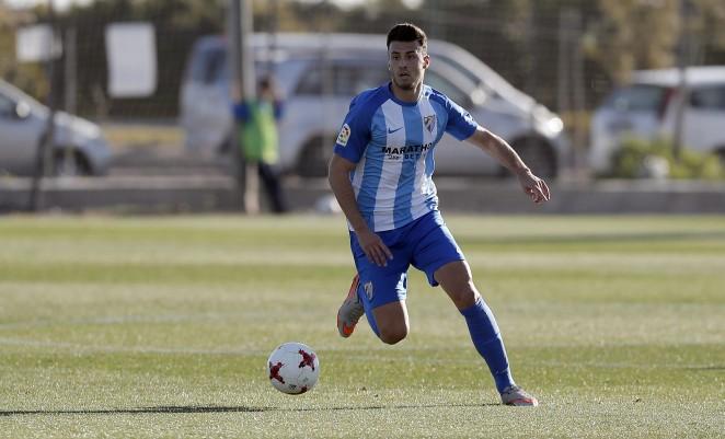 El Atlético Malagueño se impuso al CD Martos (0-2)