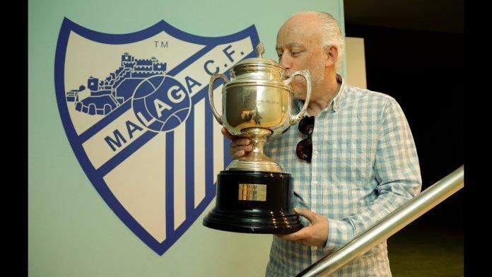 El entrenador que logró el ascenso a Segunda del Málaga regresa al Estadio de visita 20 años después