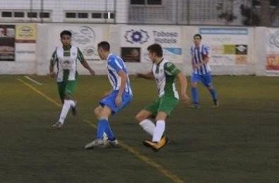 Paso atrás del Nerja en la permanencia tras su derrota ante Las Lagunas (1-3)
