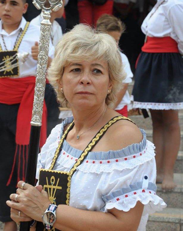 Almayate comenzará sus actos romeros con el Pregón de Mari Ángeles Salguero