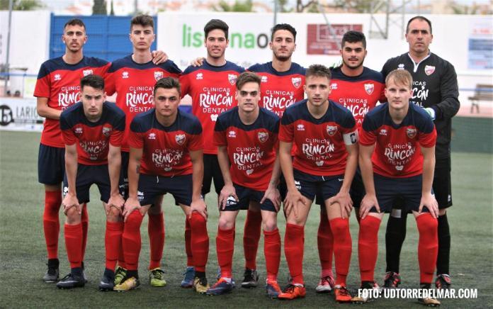 El Torre del Mar golea al Rincón en el derbi axárquico de Tercera Andaluza (6-1)