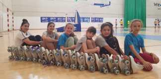 A la cita, de repercusión nacional, acudirán una treintena de las chicas del Club Patinaje Artístico La Torre.