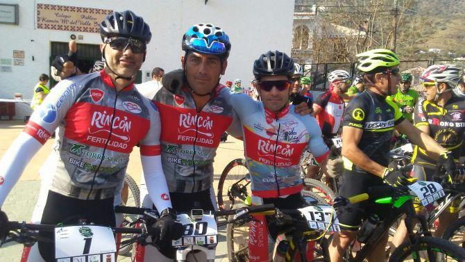 Rafa Aguilar, Campeón de la Media Maratón Sierra de Bentomiz Arenas