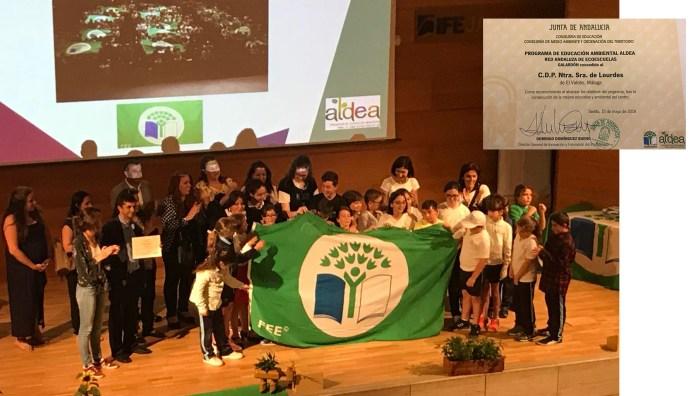 Este galardón es el único concedido a la provincia de Málaga.