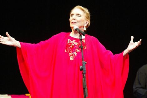 Muere la cantante María Dolores Pradera a los 93 años