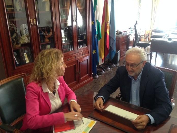 El Programa de Fomento de Empleo Agrario invierte 154.726 euros en Nerja