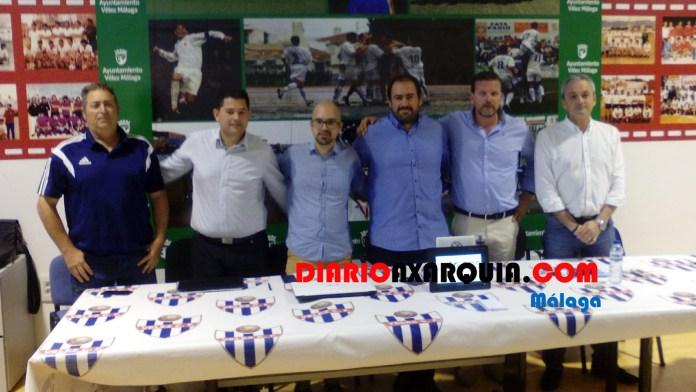El Vélez C.F. puede tener nuevo presidente en breve y la opción parece estar en casa