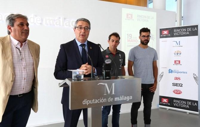 Rincón de la Victoria acoge el Campeonato de España de Triatlón Xterra