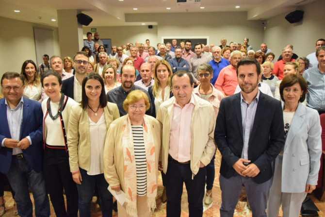 Ruiz Espejo asegura que con el PSOE en el Gobierno a los mayores les irá mejor