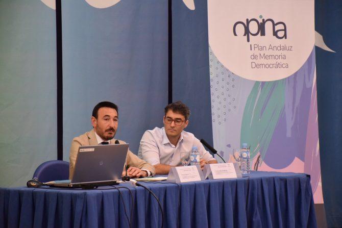 Presentado el I Plan Andaluz de Memoria Democrática 2018-2022