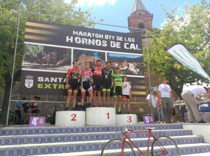 Daniel Vico se proclama Segundo sub23 del Open de Andalucía Distancia Maratón