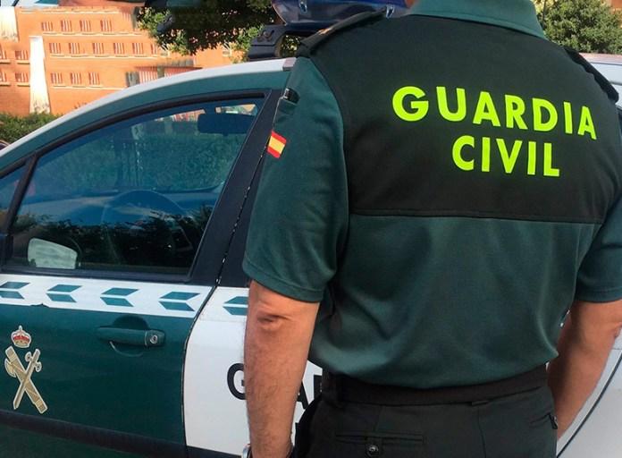 La Guardia Civil detiene a una persona por robo con violencia, amenazas y homicidio en grado de tentativa a un anciano en Cañete la Real