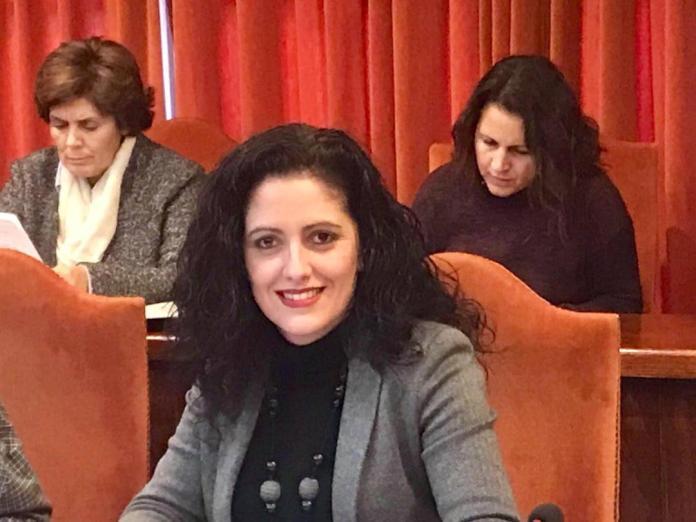 La portavoz naranja, María del Carmen López, consigue todos los apoyos para que se analice la gestión de esta área menos los del Partido Popular.
