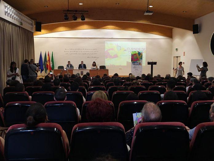 Más de 200 alumnos participan en los cursos de verano de la UMA en Vélez-Málaga