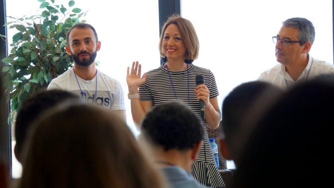 El PP reivindica el papel de los jóvenes para reconciliar a los ciudadanos con la política