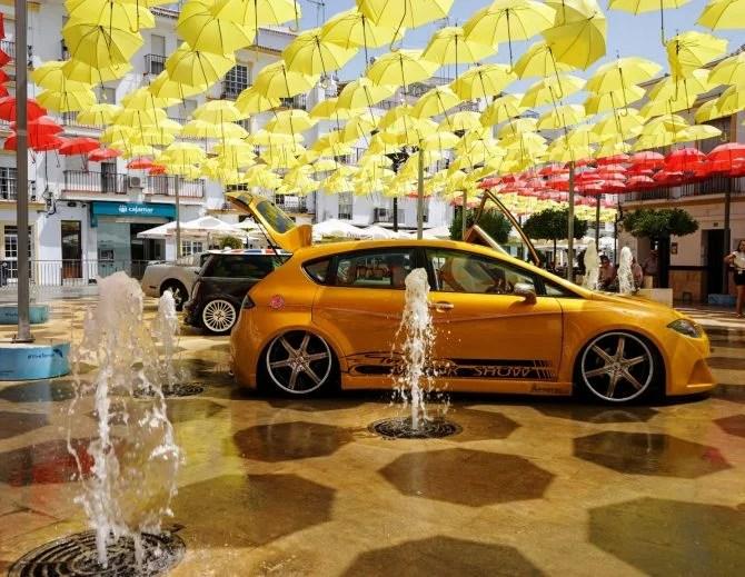 El festival del motor de Torrox crece este año para captar también la atención de motoristas