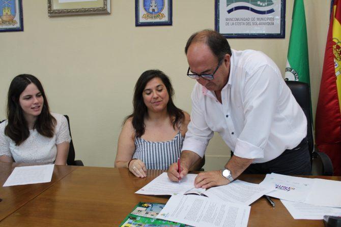 Arenas, Comares e Iznate retoman el Proyecto Ágora Infantil para fomentar la participación infantil promovido por la Mancomunidad Costa del Sol Axarquía