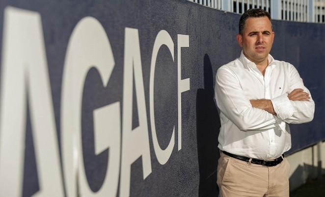 Rafa Gil se pone al frente de La Academia del Málaga CF