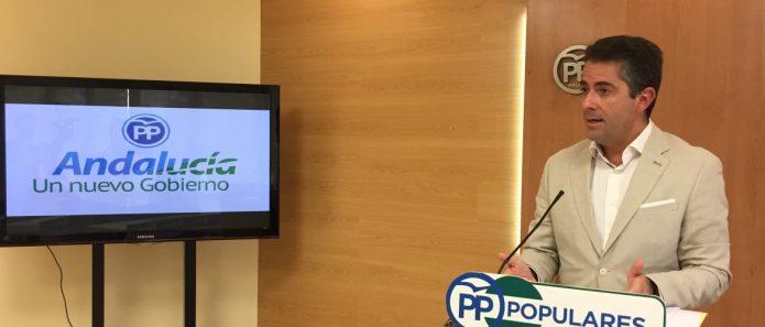 El PP acusa a la Junta de volver a gravar las herencias de los malagueños