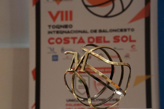 Benalmádena pone mañana a la venta las entradas para los encuentros del Torneo Internacional de Baloncesto Costa del Sol