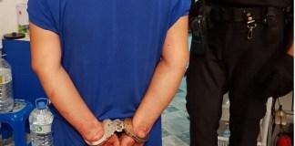  La investigada, de 61 años y de nacionalidad china, ha sido detenida por un presunto delito de tentativa de homicidio .