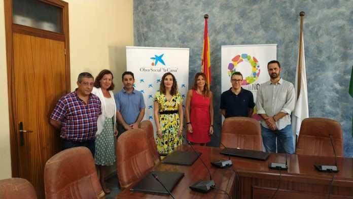 La Noria formará a 15 emprendedores sociales de la comarca norte de Málaga para crear tiendas virtuales