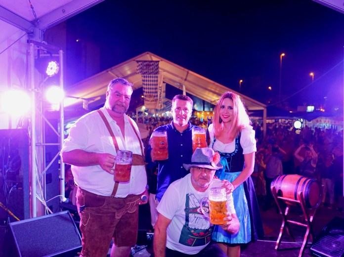 Torrox roza la barrera de los 50.000 asistentes en un Oktoberfest histórico para el municipio
