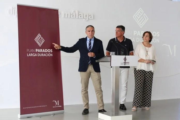 La Diputación anima a empresas y autónomos a participar en el plan para estimular la contratación de parados de larga duración