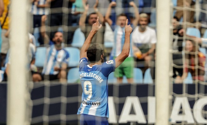 Un gol de Blanco Leschuk en la primera parte dio el cuarto triunfo de la temporada al sólido líder de la categoría.