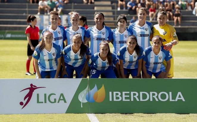 El Málaga CF Femenino cae ante el Betis en un partido muy trabajado (0-3)