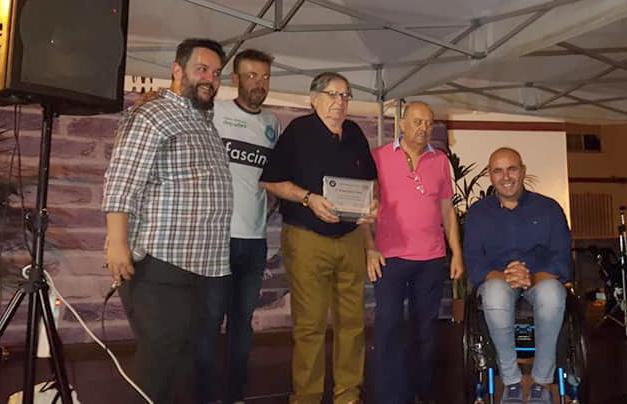 Rubeltor homenajea a Manolo Guerra en el 'Regreso' de su verbena